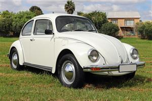 One Owner 1975 VW Beetle 1600 Twin Port