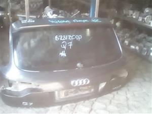 Audi Q7 Tailgate