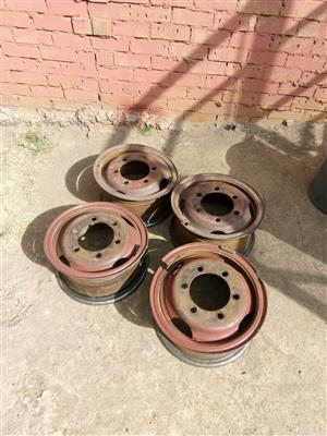 """16"""" tube-type rims for sale"""