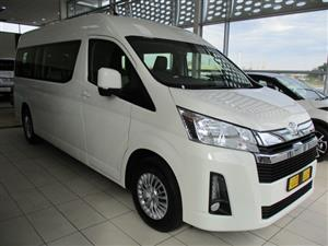 2019 Toyota Quantum 2.7 GL 14 seater bus