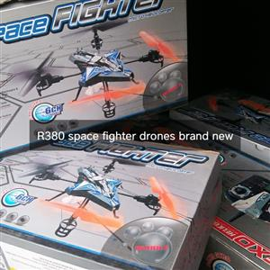 Space fighter drones for sale