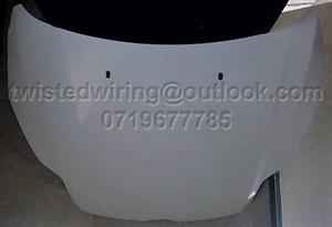 Ford Focus III Bonnet - Stripping for Spare Parts  2012 to 2015