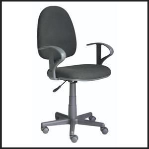 Cuba Typist Chair (Black)