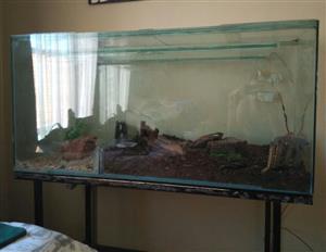 Reptile/  Fish tank