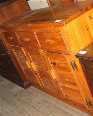S035351B Pine kitchen cupboard #Rosettenvillepawnshop