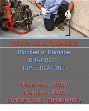 Plumbing & Drainage Services
