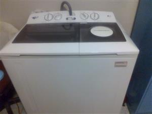 LG 13 kg washing machine for sale.