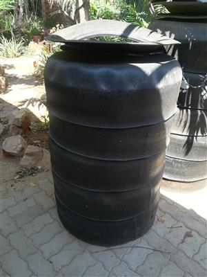 Tyre dog beds for large dogs
