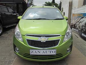 2010 Chevrolet Spark 1.2