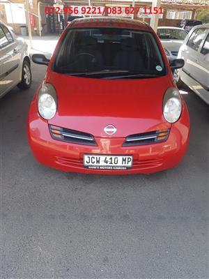 2004 Nissan Micra 1.4 5 door Comfort