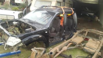 Nissan Navara 2.5 stripping for spares