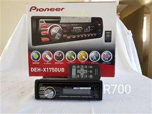Pioneer car radio for sale