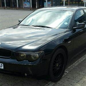 2003 BMW 7 Series L Choose for me