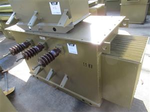 Actom 500kVA, 11 000v Hv, 415v Lv Transformer - ON AUCTION