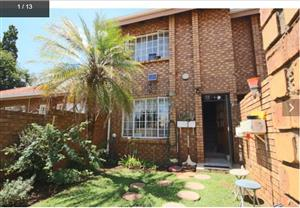 SPACIOUS DUPLEX FOR SALE IN ZWARTKOP X7, Centurion