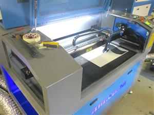 LC2-6040/S80 TruCUT Performance Range 600x400mm Cabinet Type, Separable Body Laser Cutting