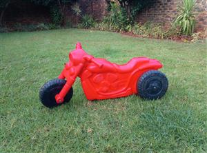 Kids motorcycle toy bike for sale.