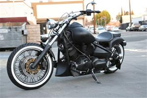 White Walls 10 TO 21 - Motorbikes