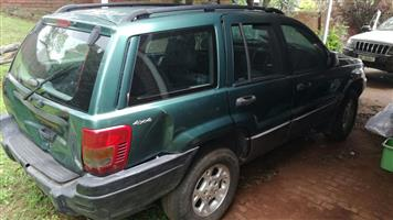 jeep grand cherokee replacement parts for sale