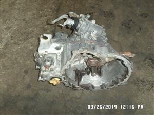 Toyota Tazz 2E GEARBOX FOR SALE