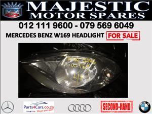 Mercedes benz W169 headlights for sale
