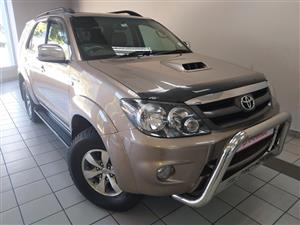 2008 Toyota Fortuner 3.0D 4D 4x4