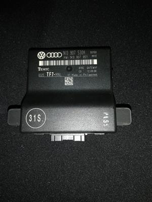 Golf 5 gti turbo can gateway module