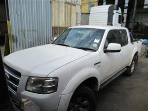 2008 Ford Ranger 2.5TD double cab 4x4 XLT