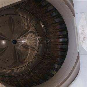 Sumsung top Loader 8kg washing machine working