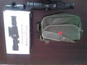 Riflescope ATN X-Sight II HD 3 -14X - For Sale