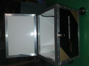 Cooler box available only a few manufactured