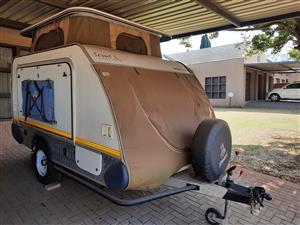 Sprite Scout Nomad Caravan