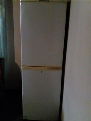 Standing upright freezer