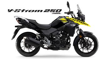2020 Suzuki DL