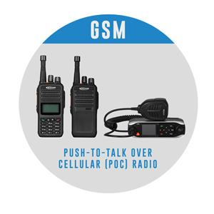 Track your Two Way Radios on Maps