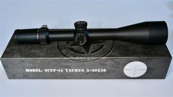 Vector Optics Taurus 5x30x56 Tactical Scope
