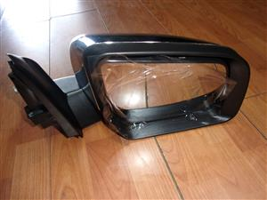 New Ford Ranger R/H Chrome + Indicator Mirror for Sale