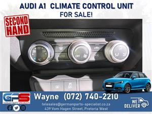 Audi A1 - Climate Control Unit FOR SALE!