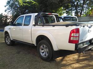 2009 Ford Ranger 3.0TDCi SuperCab Hi trail XLT