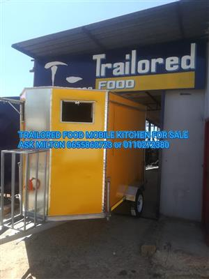Trailer Food Mobile Kitchens For Sale.