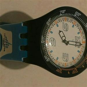 Swatch Torino 2006 Olympic Games watch
