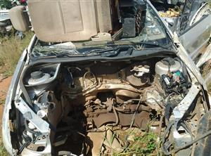 Peugeot 206 CC Coupe Carbriolet 00-08 Stripping