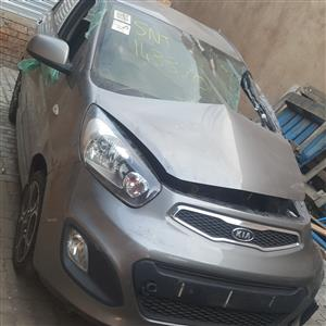 Kia Picanto 1.2 Ex 2011 - Stripping for Spares