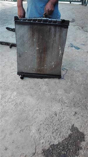 Radiator service diepsloot