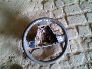 Volvo S40 Steering Wheel