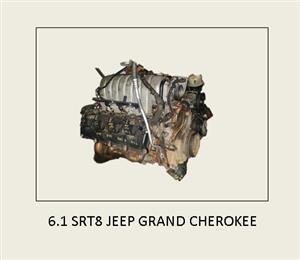 JEEP GRAND CHEROKEE 6.1 SRT8