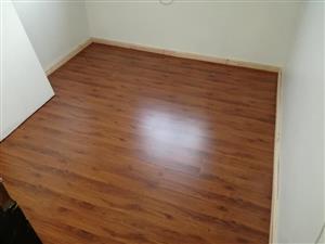 Laminated wooden Flooring Installation