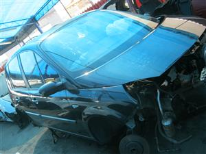 RENAULT SCENIC II 2.0 16V STRIPPING FOR SPARE PARTS
