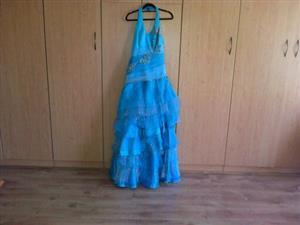 Matric Farewell dress - Blue
