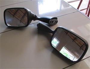 SUZUKI HAYABUSA  Mirrors set